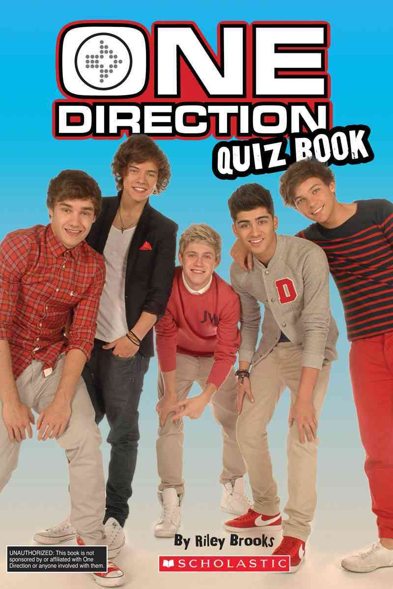 How Well Do You Know... One Direction By Brooks, Riley